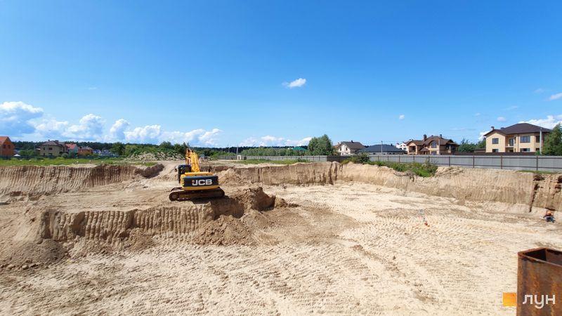 ЖК Лавандовый в Броварах ход строительства