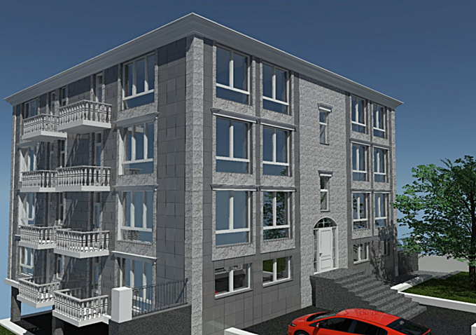 ЖК Киева Ширма Клаб с индивидуальным отоплением квартир