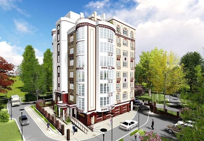 Рейтинг новостроек Киева с парковками ЖК Эдельвейс феофании