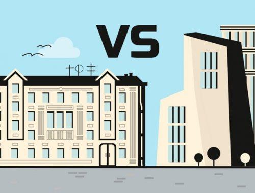 Выбрать квартиру в новостройке или на вторичке - все за и против