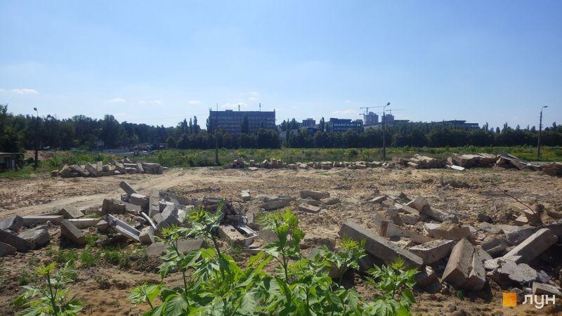 ЖК Діброва парк ход строительства
