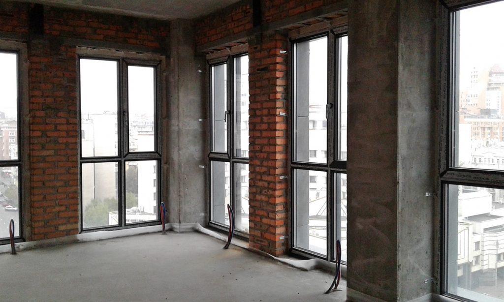 ЖК Чикаго Централ Хаус внутренняя отделка квартир
