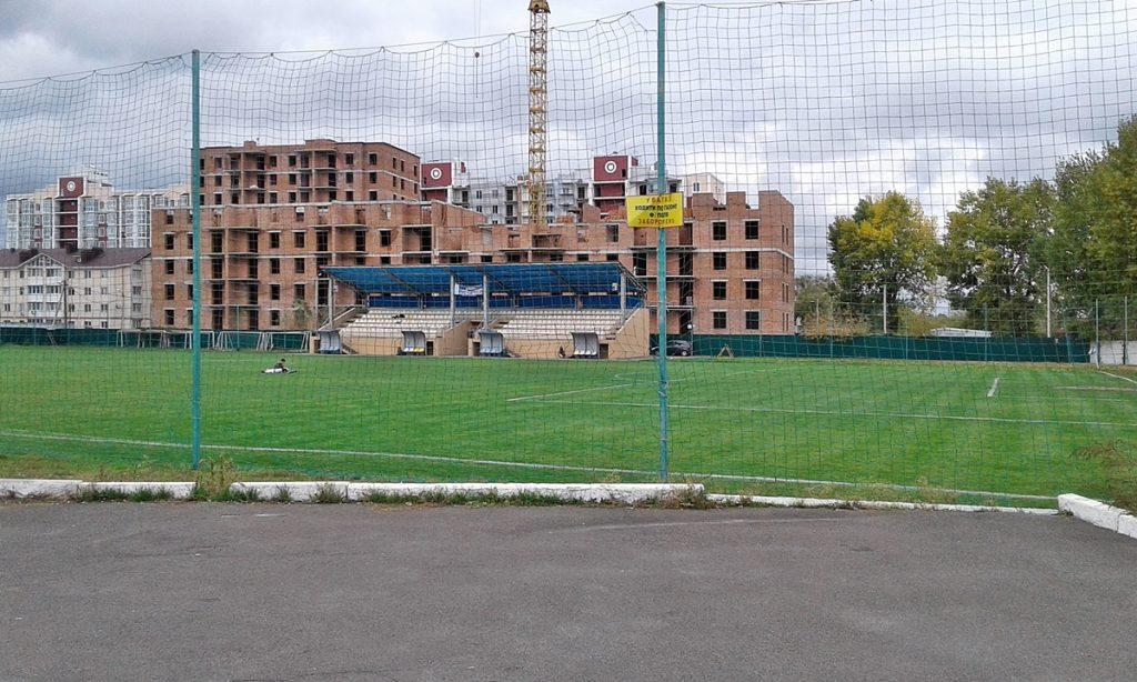 ЖК Покровский в Гостомеле инфраструктура стадион