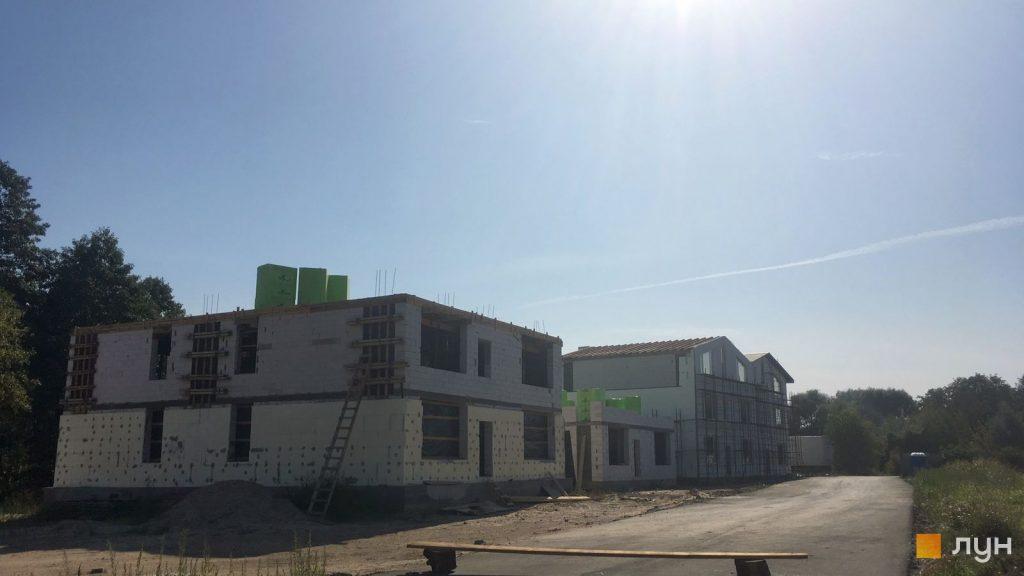 ЖК Geneva в Софиевской Борщаговке ход строительства