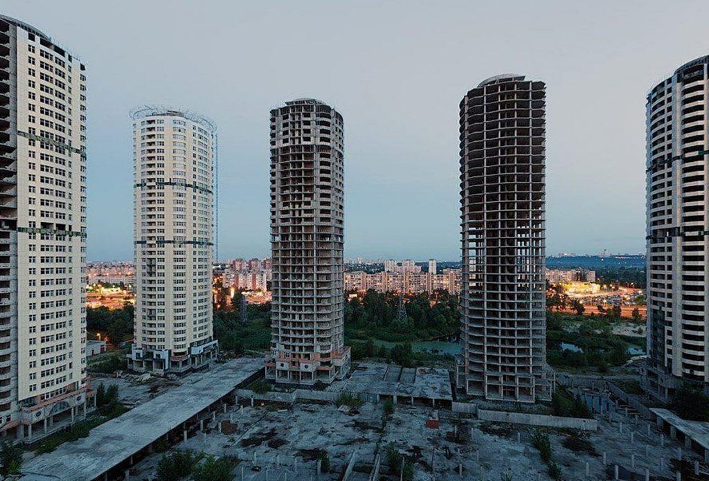 Защита прав частных инвесторов новостроек долгострой ЖК Днепровские Башни