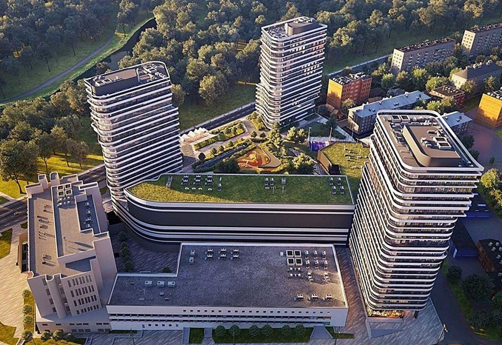 ЖК Вайт лайнз от А девелопмент в ТОП 10 жилых комплексов Киева по версии читателей блога новостроек