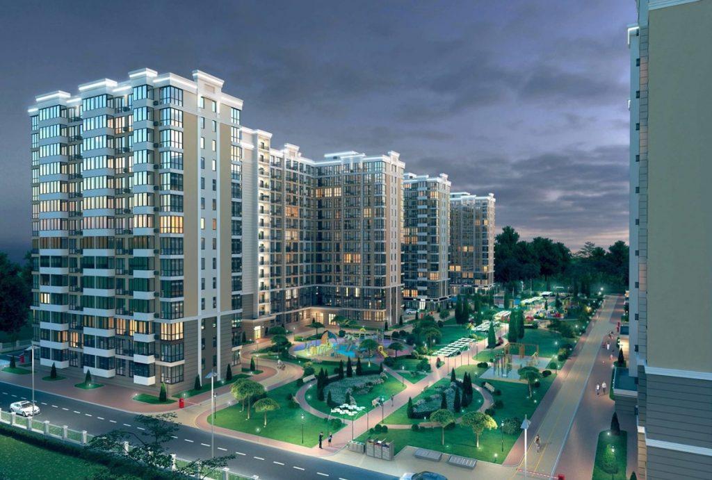ЖК Новые Жуляны в ТОП 10 жилых комплексов Киева по версии читателей блога новостроек