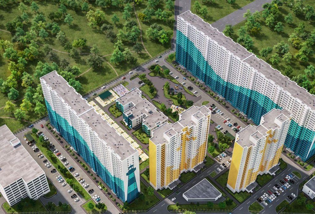 ЖК Одесский бульвар от Атланта в ТОП 10 жилых комплексов Киева по версии читателей блога новостроек