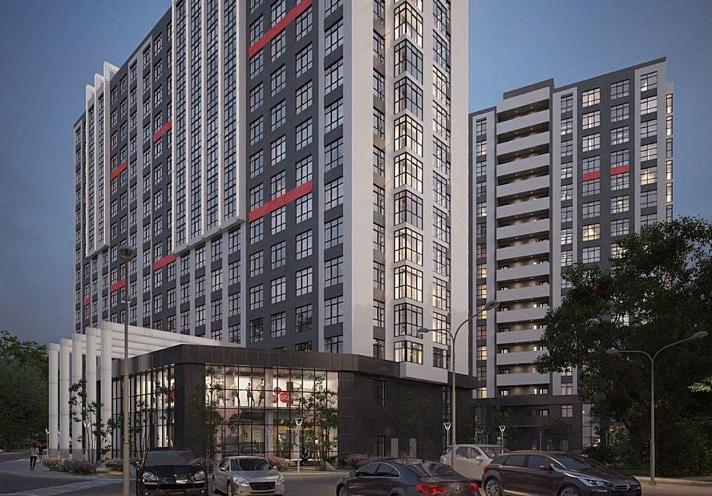 ЖК Современный квартал в ТОП 10 жилых комплексов Киева по версии читателей блога новостроек