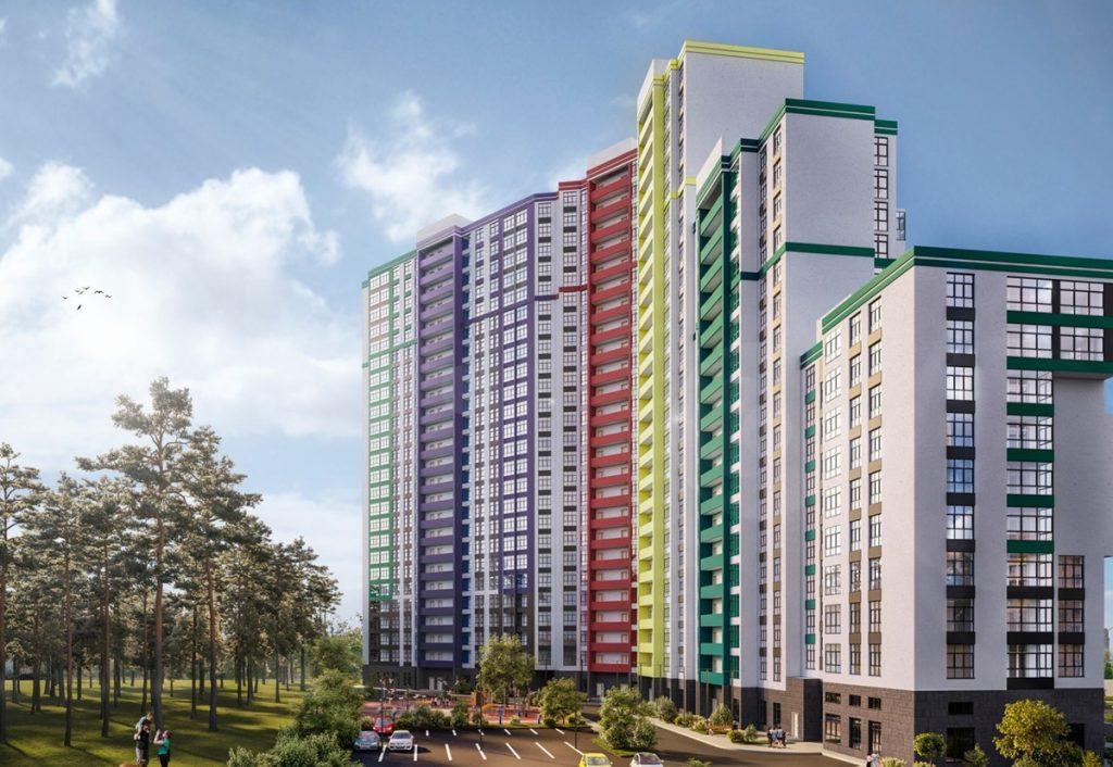 ЖК Форест в ТОП 10 жилых комплексов Киева по версии читателей блога новостроек