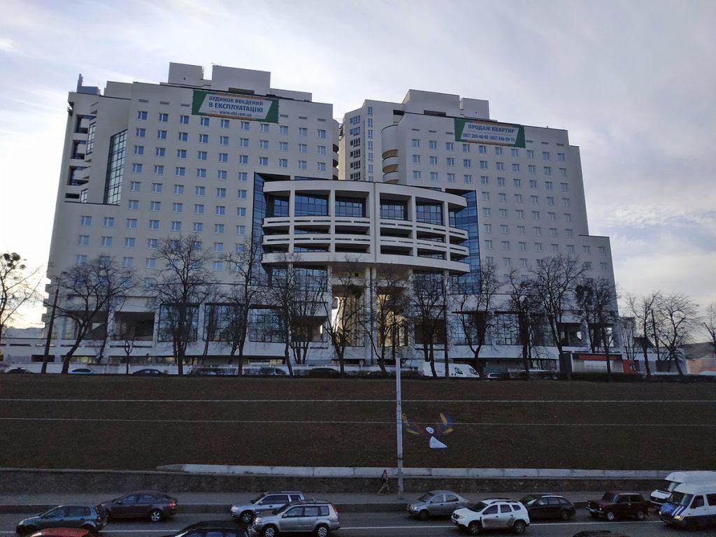 ЖК Берестейский фото построенного дома