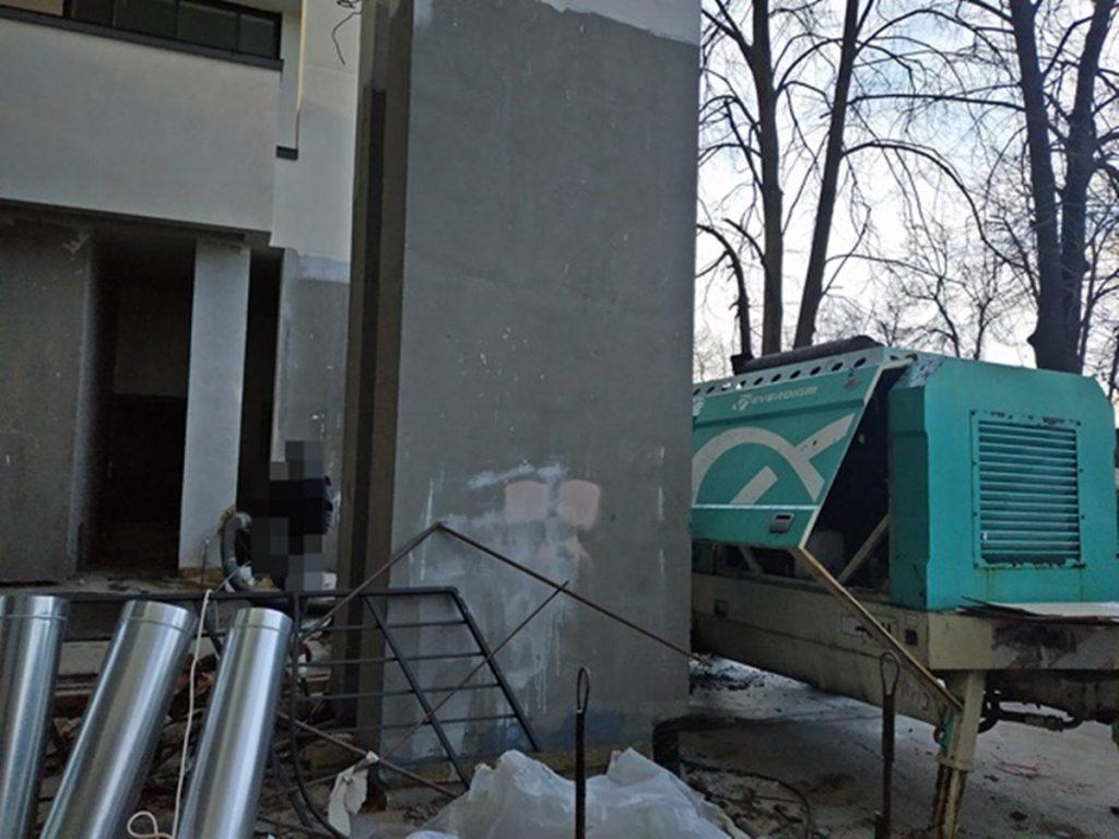 ЖК Берестейский состяние дома через год после сдачи в эксплуатацию
