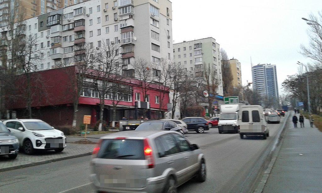 ЖК Альтер Эго трафик