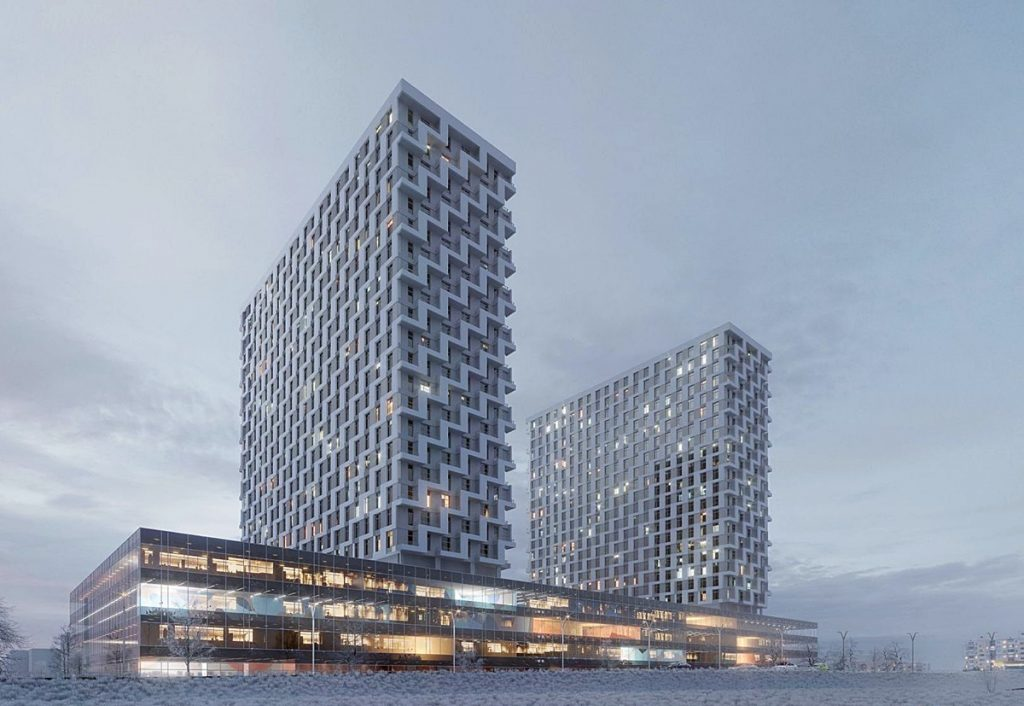 ЖК Бостон креатив хаус новый проект новостройки Киева 2020