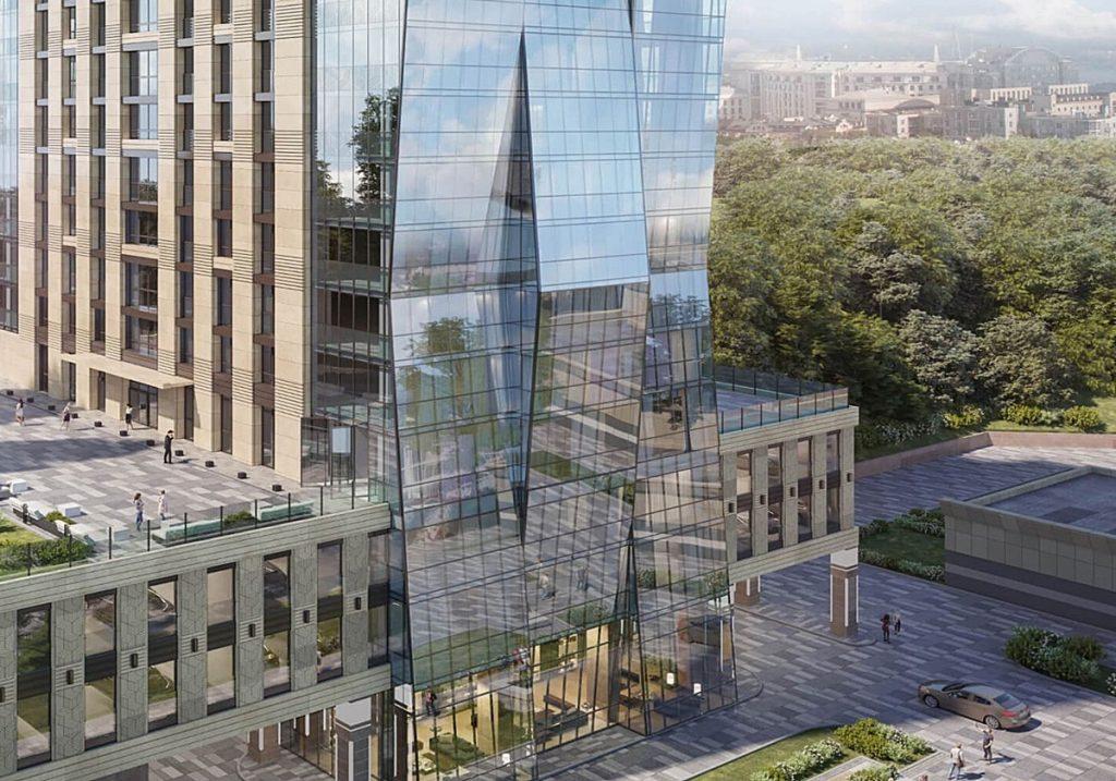 ЖК Егоист резиденс новый проект новостройки Киева 2020