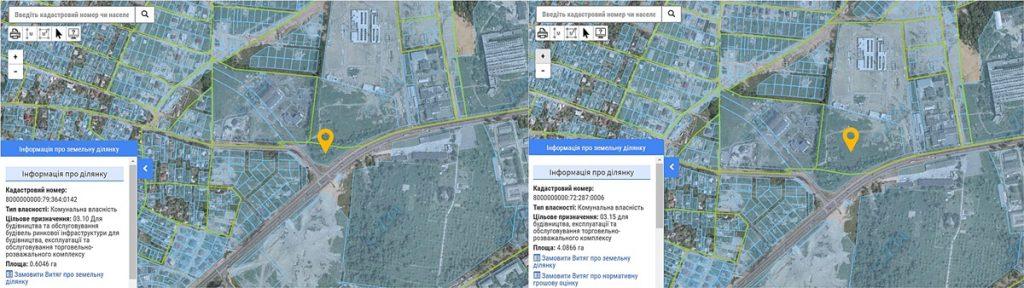 ЖК Лико Град Перфект Таун данные кадастра