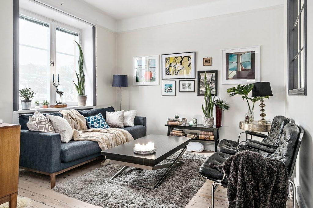 Стиль хюгге в дизайне квартиры