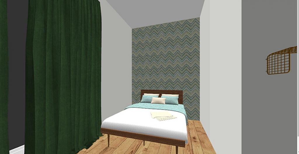 Пример виртуального дизайна квартиры с помощью Roomstyler
