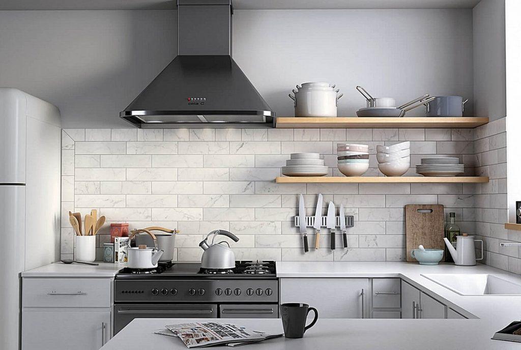 Меблировка и декор на кухне