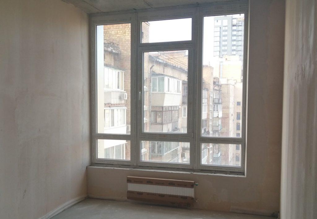 ЖК Тридцать восьмая жемчужина вид из окна