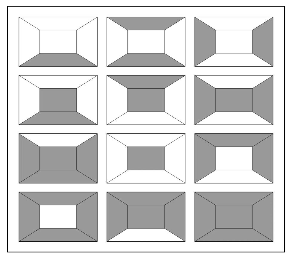 Изменение пропорций помещения