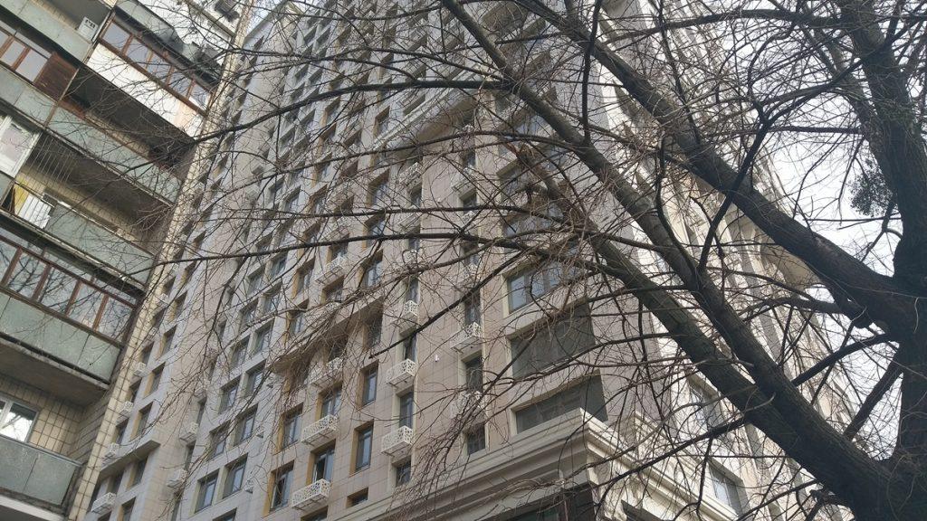 ЖК Тридцать восьмая жемчужина вид фасада