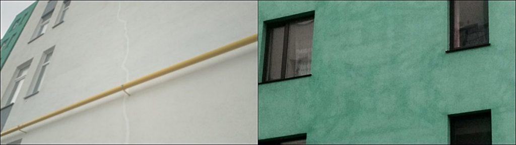 ЖК Европейка вид фасада