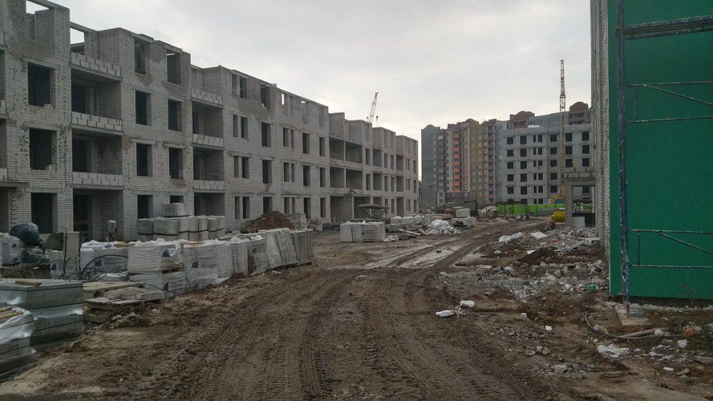 ЖК Европейка ход строительства