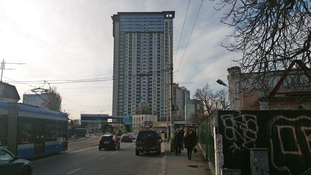 ЖК Victory V расположение комплекса