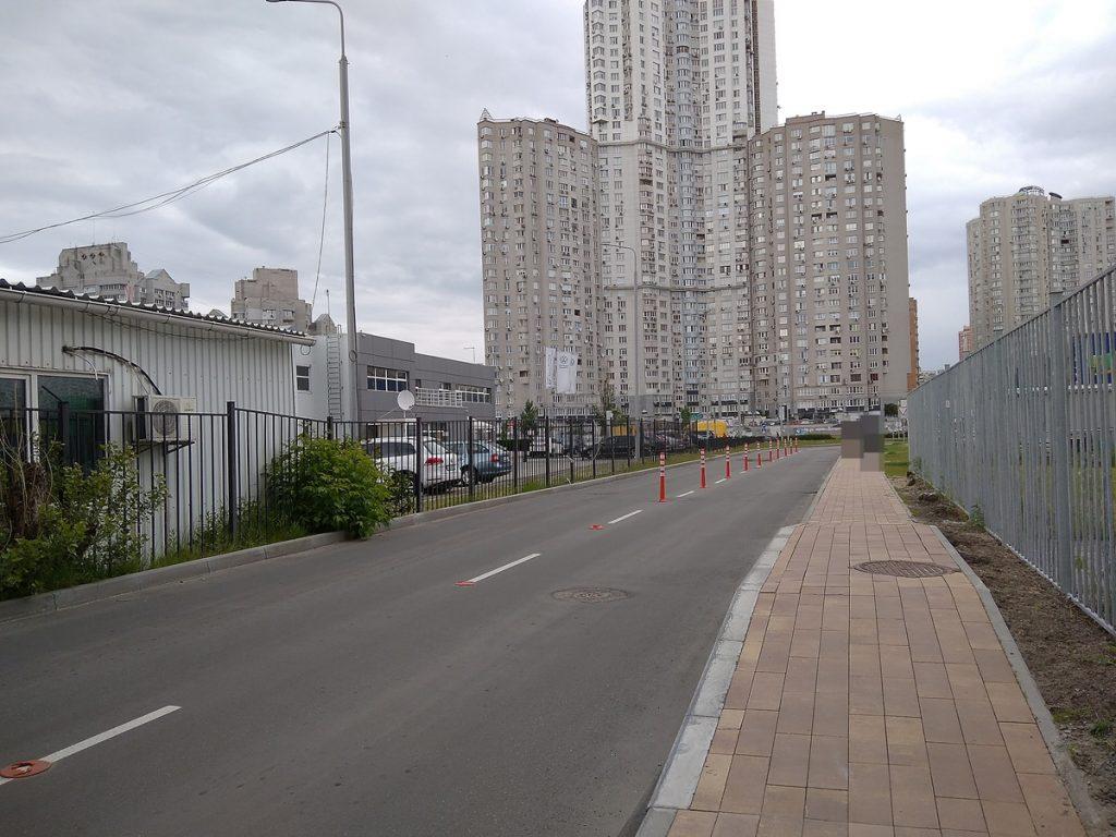 ЖК Seven дорога к комплексу
