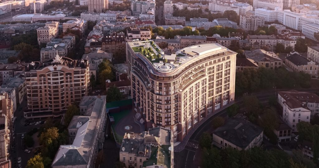 ЖК Linden Luxury Residences визуализация