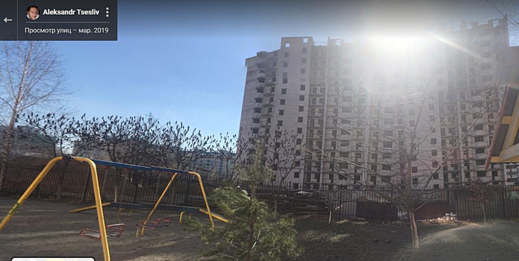 ЖК на ул. Петлюры, 21-б вид на объект в 2019 году