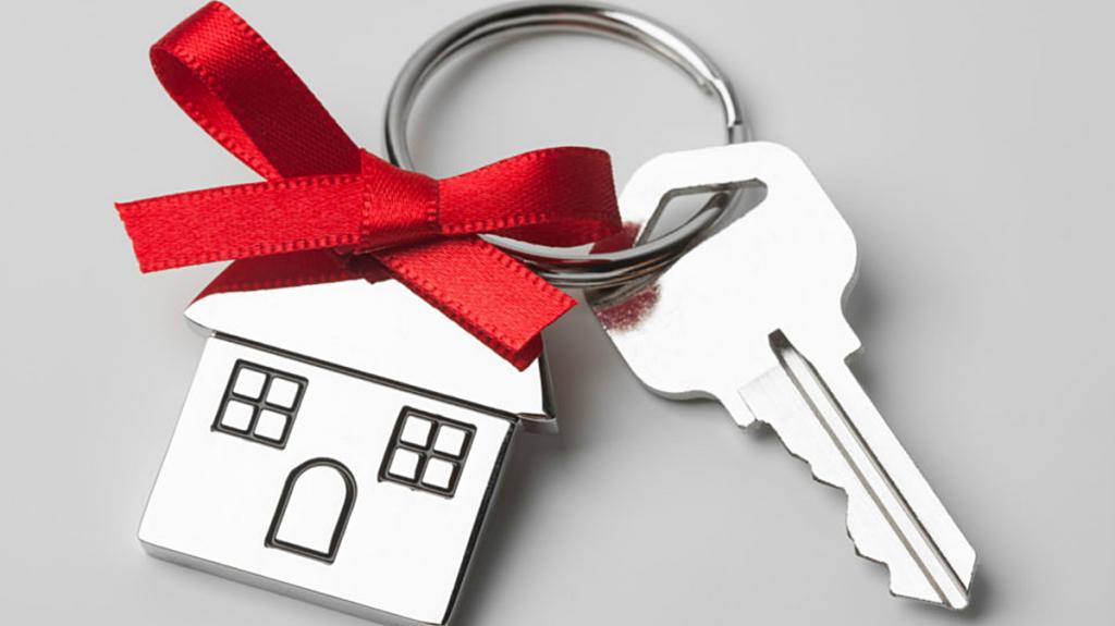 Передача прав собственности и ключей от квартир