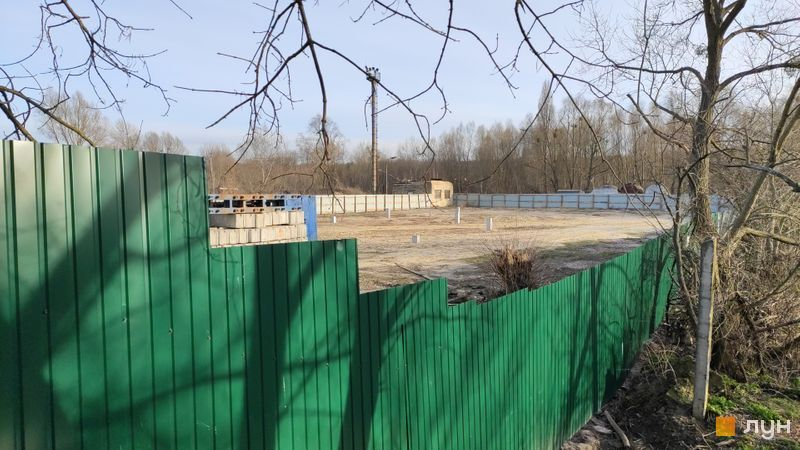ЖК Сенсация Рок сити в Гостомеле ход строительства