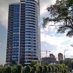 ЖК Skyline вид на комплекс