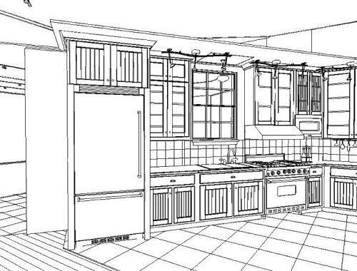 Эргономика: проектируем удобную кухню