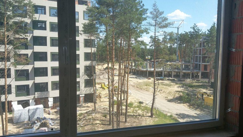 ЖК Park Town ход строительства