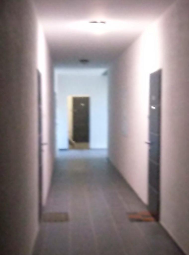 ЖК Park Town коридор на этаже