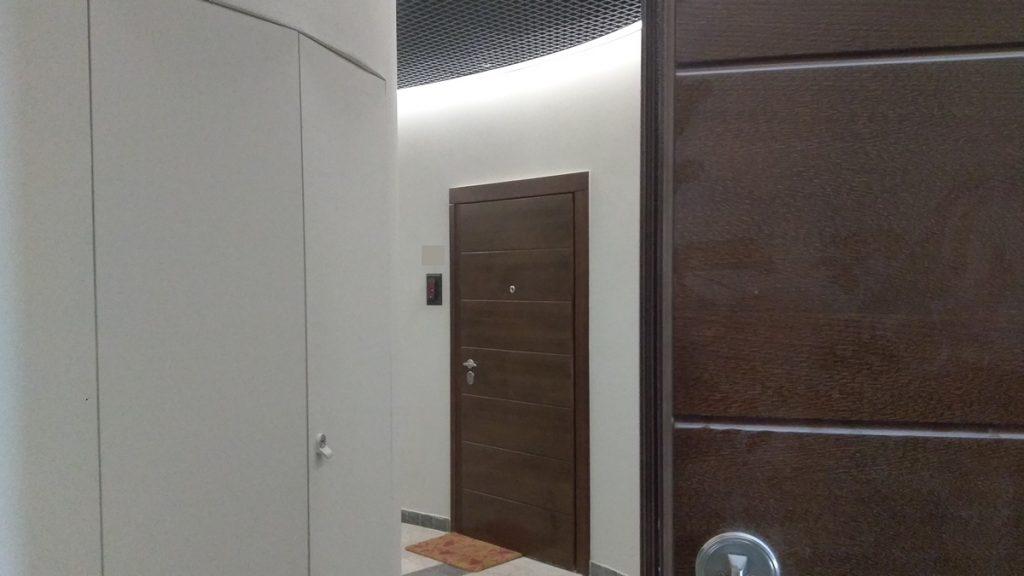 ЖК Skyline коридор