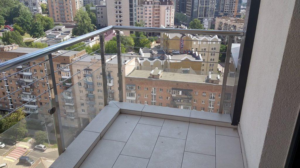 ЖК Tetris Hall пример балкона