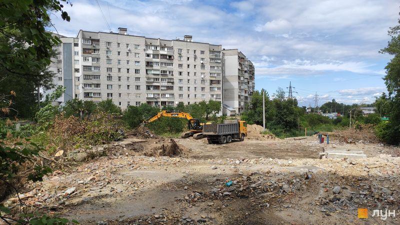 ЖК Vyshgorod Plaza ход строительства