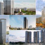 Обзор в блоге Где в киеве жить хорошо ТОП-5 небоскребов, которые появятся в Киеве