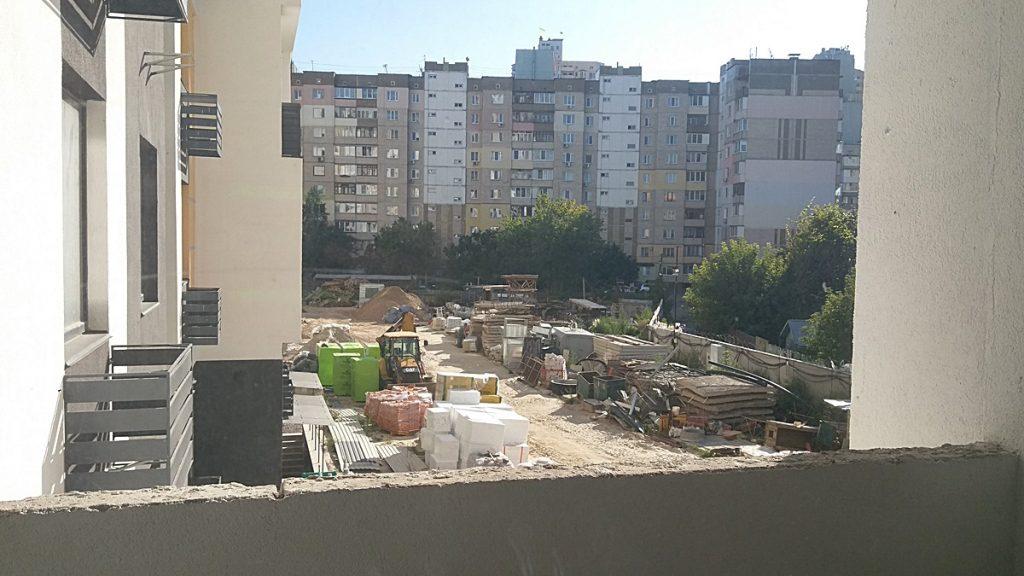 ЖК Вышгород Сити Парк ход строительства новых секций