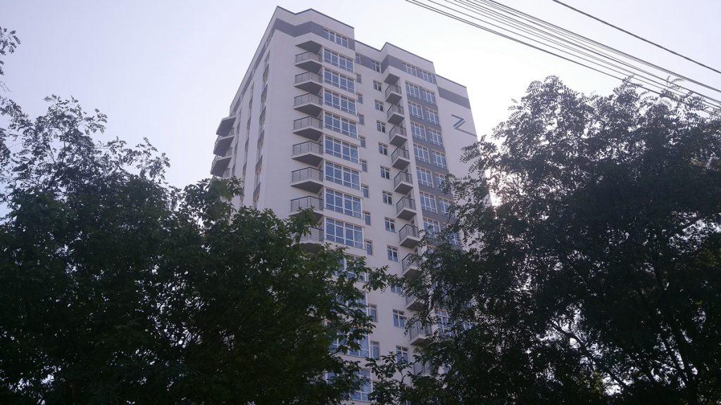 ЖК Зенит в Вышгороде фото готового дома