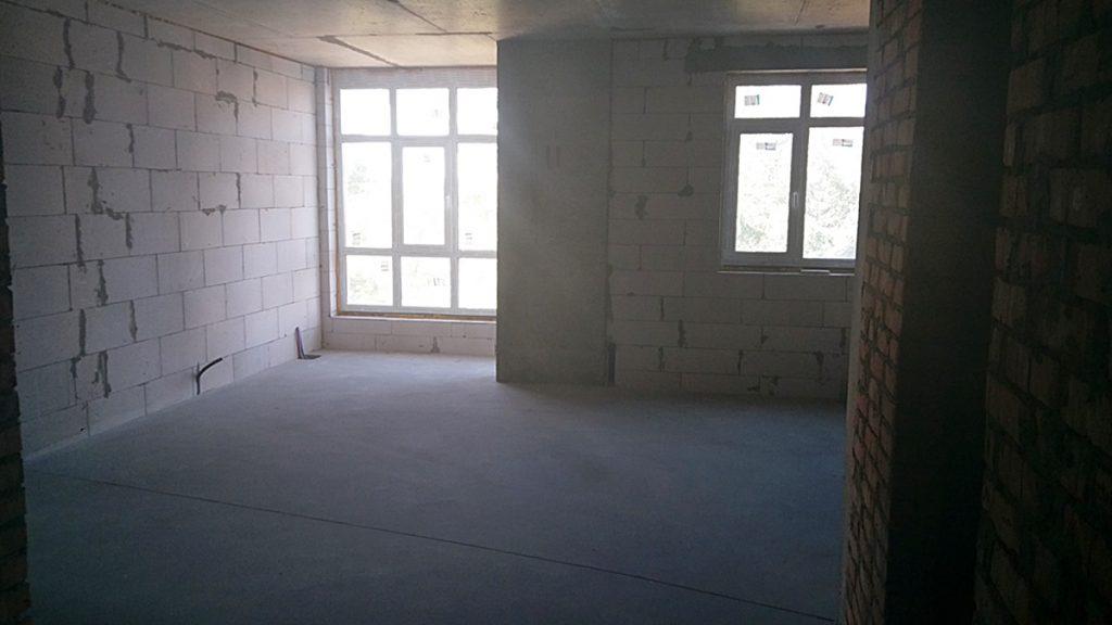 ЖК Зенит в Вышгороде внутренняя черновая отделка квартир без радиаторов