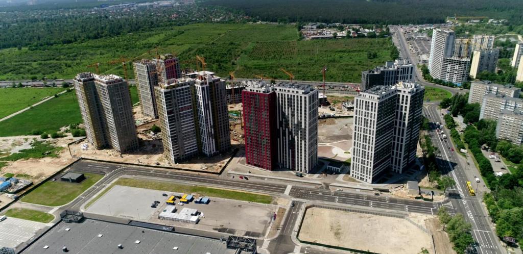 ЖК Варшавский Плюс ход строительства