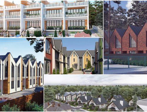 Убежать от суеты: новые коттеджные городки в пригороде