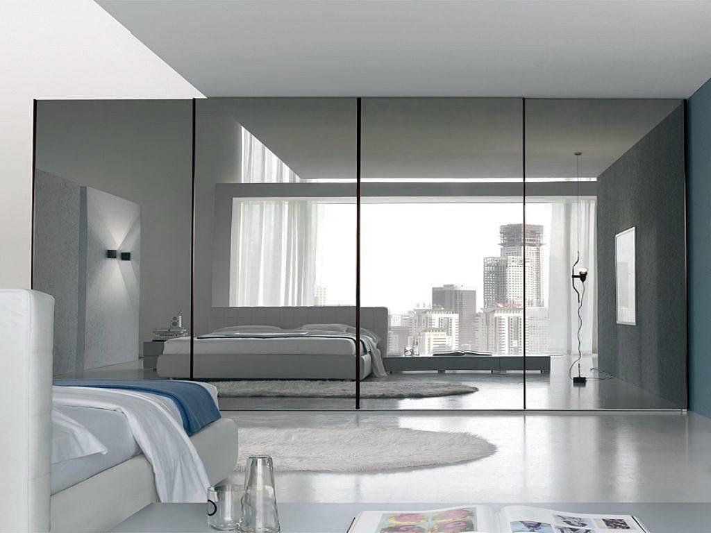 Обзор параметров и дизайна в смарт квартире с зеркалами