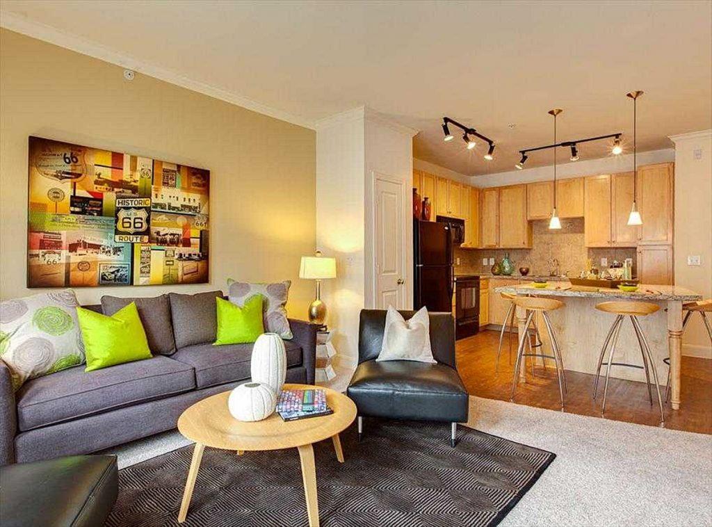 Обзор параметров и дизайна в смарт квартире зонирование пространства