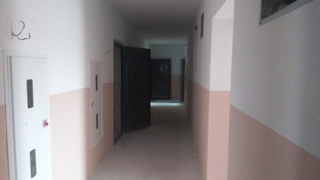 ЖК Сади Вишневі так выглядит общий коридор